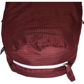 Grüezi-Bag Feater - The Feet Heater Extra Tas, dark red